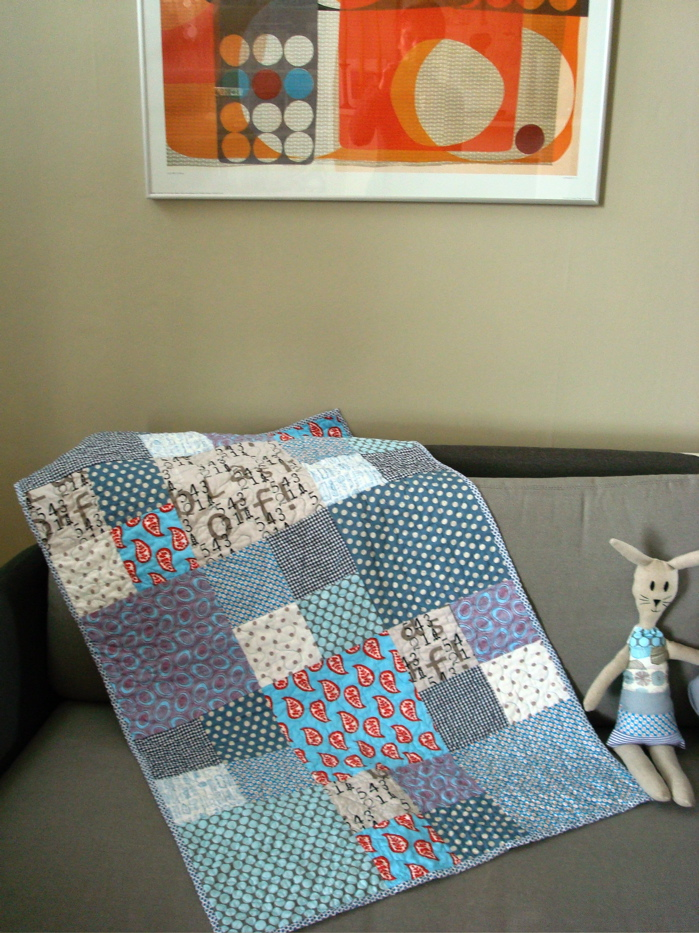 Blue quilt3