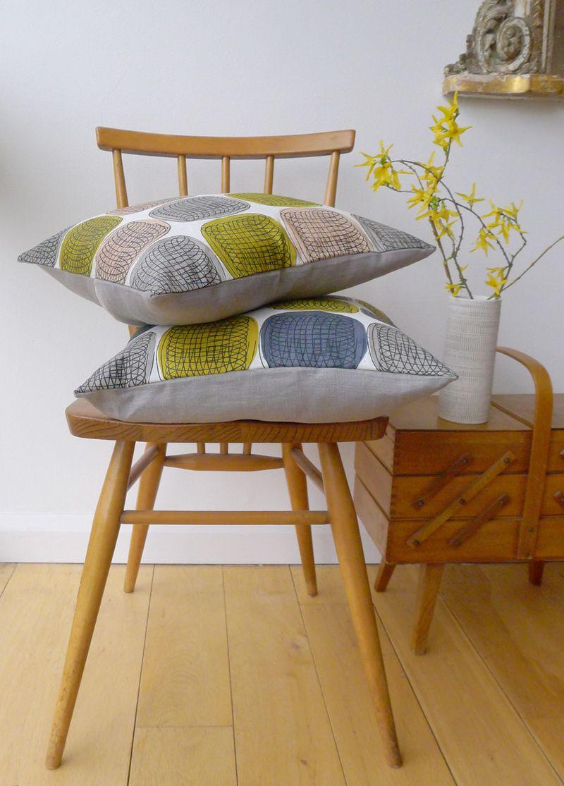 Slinky cushion 2