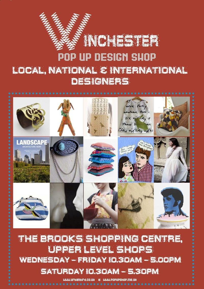 Flyer Pop Up Design Shop-1