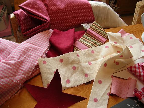 Pink_fabrics
